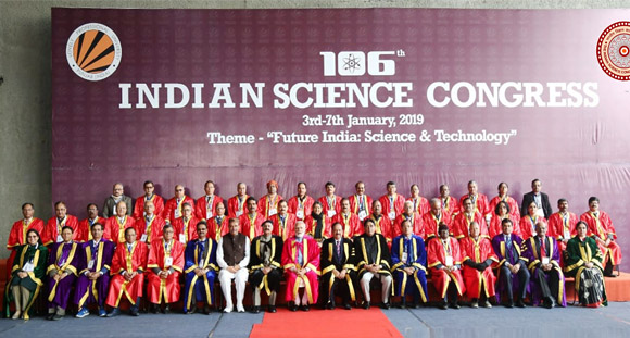 Government of India,Indian Science Congress